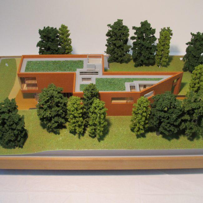 Lisser Art Museum Maquette