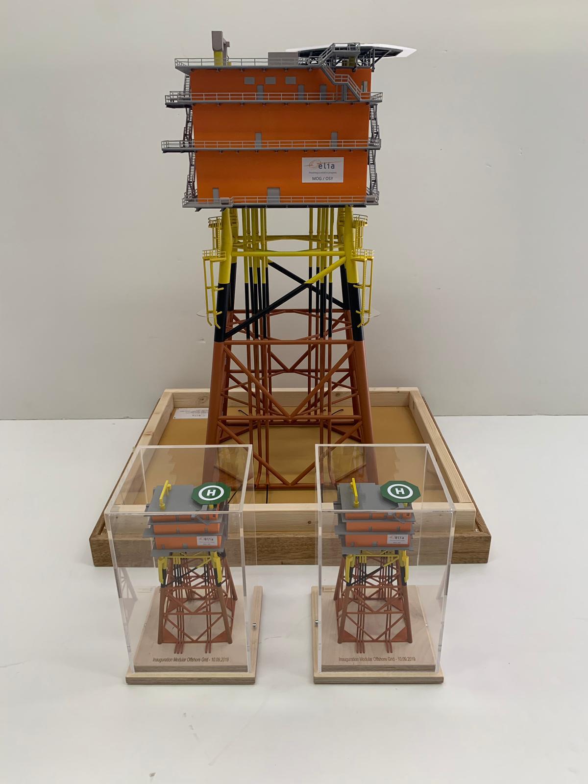 MOG/OSY Offshore Model